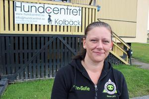 Vid hundcentret i Kolbäck kan den som är intresserad av nosework gå kurser och lära sig mer.