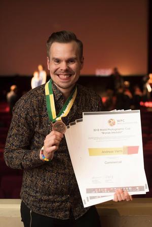 Andreas Varro. Foto: David Eliuid