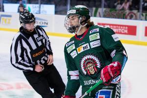 Samuel Fagemo ansluter på lån till SSK. Bild: Michael Erichsen/Bildbyrån