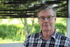 Per-Olof Löfgren, Vallsta, är en av många markägare som har fått nej på att avverka sin skog på grund av artskyddsförordningen.