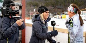 SVT och Vinterstudion tappar