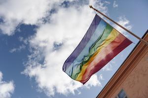 Idag arrangeras Pride i Falun och trots att det visuella motståndet till viss del försvunnit, lever det ändå kvar - i normerna och i lagstiftningen, skriver Ida Wallinder, vice distriktsordförande CUF Dalarna. Foto: TT