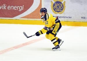 Albin Sethsson lämnar SSK