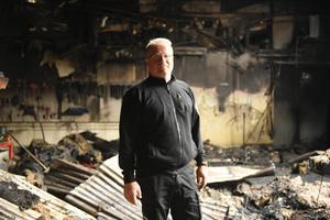Pär Jansson är platschef på Boströms traktor och maskin.