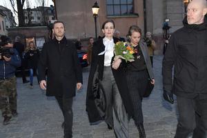 Sara Danius och Sara Stridsberg lämnar Svenska Akademien.