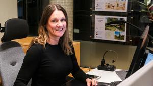 Christina Marktin är fastighetsmäklare på Länsförsäkringar Fastighetsförmedling.