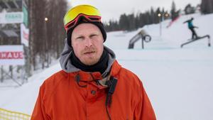 Anders Åvik, Svenska skidförbundet, säger att ett starkt lokalt engagemang ligger bakom att deltävlingen hamnade i Bollnäs.