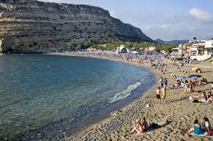 I maj startar direktcharter från Midlanda till den grekiska än Kreta, som därmed gör came back som resmål.