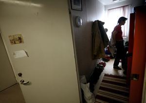 Besök. Skribenten kritiserar problem i  hemtjänsten. Bilden är tagen på annan ort.                              Foto: Pavel Koubek/arkiv