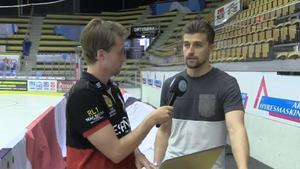 Mikael Frycklund är tillbaka i VIK Hockey. Bild: Skärmklipp