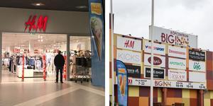 H&M-butiken flyttar i september från Big Inn och Köping.