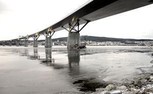 Sundsvallsbron är nu skyddad.