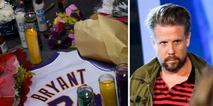 """Filip Hammar är chockad över Kobe Bryants död. """"Det finns ingen annan jag beundrat och fascinerats mer av det senaste decenniet"""", säger han till Aftonbladet. Foto: Keith Birmingham/Janerik Henriksson TT"""