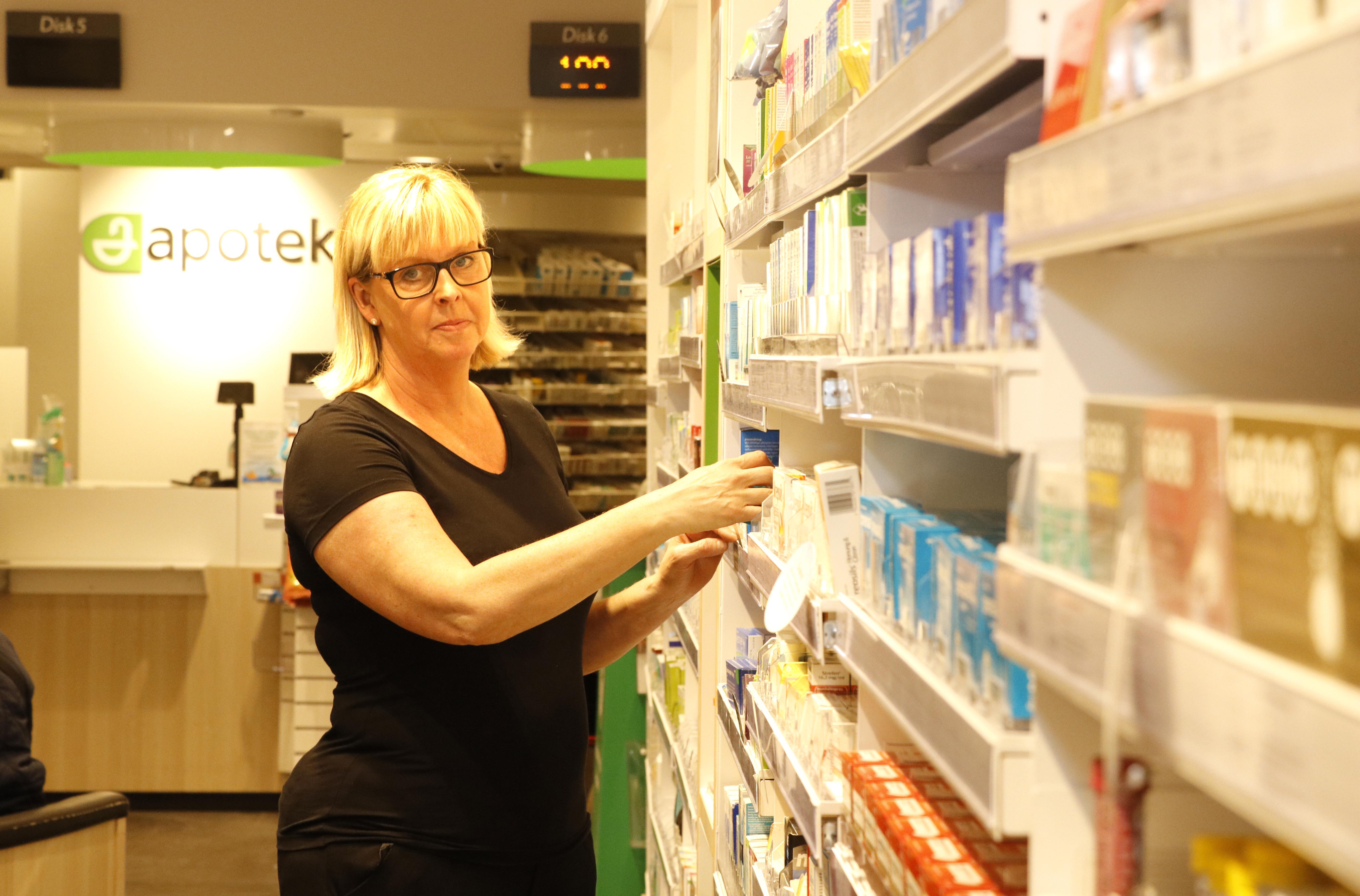 Tina Sandell har varit allergisk mot pollen i 20 år. Men tack vare att ha provat många olika mediciner, och kombinationer av mediciner, har hon hittat en kur som hjälper.