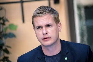 Gustav Fridolin (MP) Foto: Christine Olsson / TT