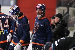 Det är dags för Daniel Mossberg att spela seriematch i Göransson Arena – för en annan klubb än SAIK.