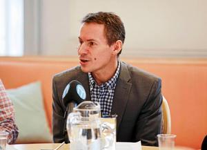 Faluns avgående kommundirektör Dan Nygren ska ha raderat tusentals mejl. Detta uppger SVT Nyheter Dalarna.Foto: Claes Söderberg/Arkiv