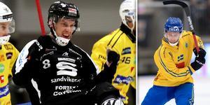 Erik Säfström stannar i Sandviken.
