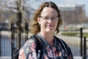 Ingela Hofling, 48 år, projektledare, Töva: