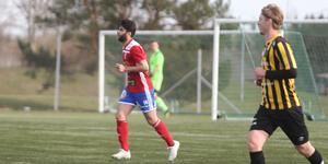Shakew Hussein gjorde 1-0 för BKV mot Märsta