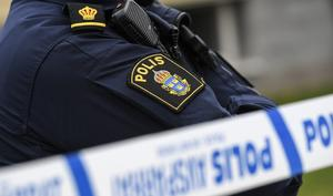 En person hittades död vid strandkanten på Bolmsö i Ljungby kommun på söndagen. Obs! Genrebild.