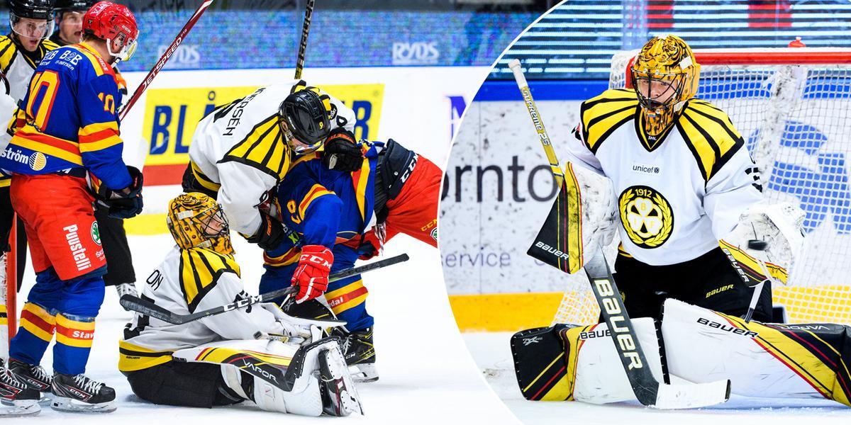 Ersson fortsätter storspela i mål – har inte gett upp slutspel: