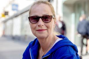 Camilla Åberg, 52 år, undersköterska, Haga: