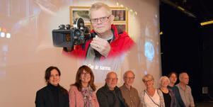 Torbjörn Lindqvists livsgärning svävar över dagens bio- och kulturentusiaster i Gagnef.