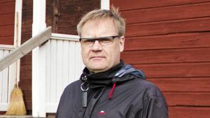 Mikael Jansson är teknisk chef på Avesta kommun.