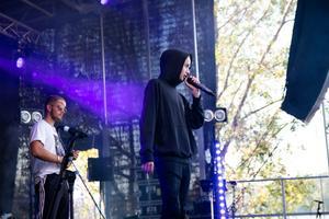 Yung Hannes från förra årets festival.