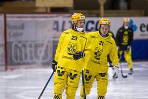 Johan Löfstedt blev stor hjälte för Vetlanda i den andra SM-kvartsfinalen mot Hammarby.