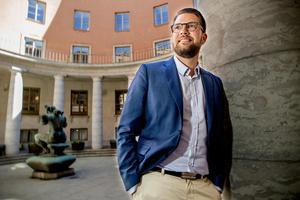 Växer snabbast. Jimmie Åkessons SD har dubblat röstandelen två val i rad och fortsätter upp i opinionsmätningarna.