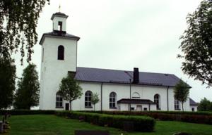 På söndag blir det luciakröning i Långsele kyrka.