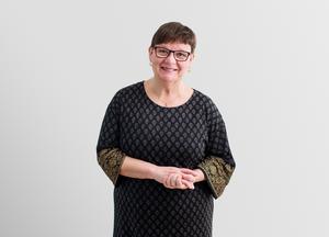 Anne-Marie Eklund Löwinder är kvalitets- och säkerhetschef på den oberoende organisationen Internetstiftelsen. Foto: Sara Arnald