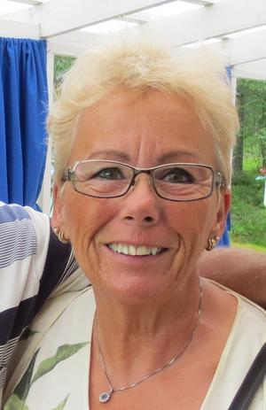Christina Lagerlöf. Foto: Privat