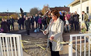 I månadsskiftet oktober-november 2016 invigde Irene Homman demensboendet Solgården, tidigare Gagnefsgården. Ombyggnaden kostade 24 miljoner och löste – åtminstone tillfälligt – de största och mest akuta demensboendeproblemen.