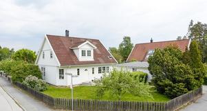 Foto: Länsförsäkringar fastighetsförmedling. Villan i Brickeberg.