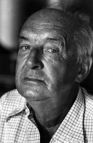 Vladimir Nabokov 1973. Foto: Walter Mori