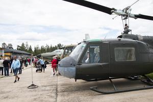 Flygmuséet i Söderhamn firade 20-årsjubiléum.