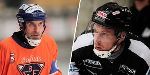 Andreas Wesths Bollnäs ställs mot Erik Säfströms Sandviken i säsongspremiären på Sävstaås.