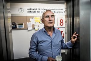 Professor Harry Flam är ordförande i Finanspolitiska rådet