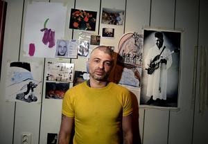 Christian Falk 2006. Arkivbild: Lars Pehrson/SvD/TT