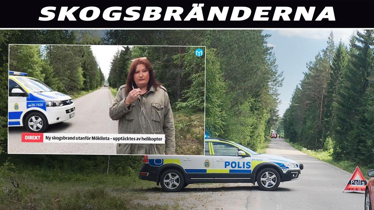 Elisabeth Magnusson, 67 r i Mklinta p Gddarbo 102