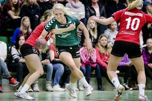 Mathilda Larsson och Alfta hade kopplat greppet om Kiruna. Men sen kom raset som släckte drömmen om spel i division 1.