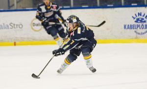 Isak Pantzare går från spel i division 1 till Hockeyallsvenskan.