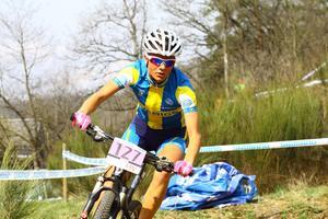Jenny Rissveds debuterar i OS-sammanhang.