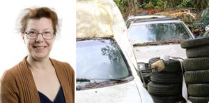 Enligt Åsa Windahl, (M) ordförande i myndighetsnämnden har miljökontoret i Kumla ögonen på flera bilupplag i kommunen, inte bara den fastighet som det nu fattats beslut om.