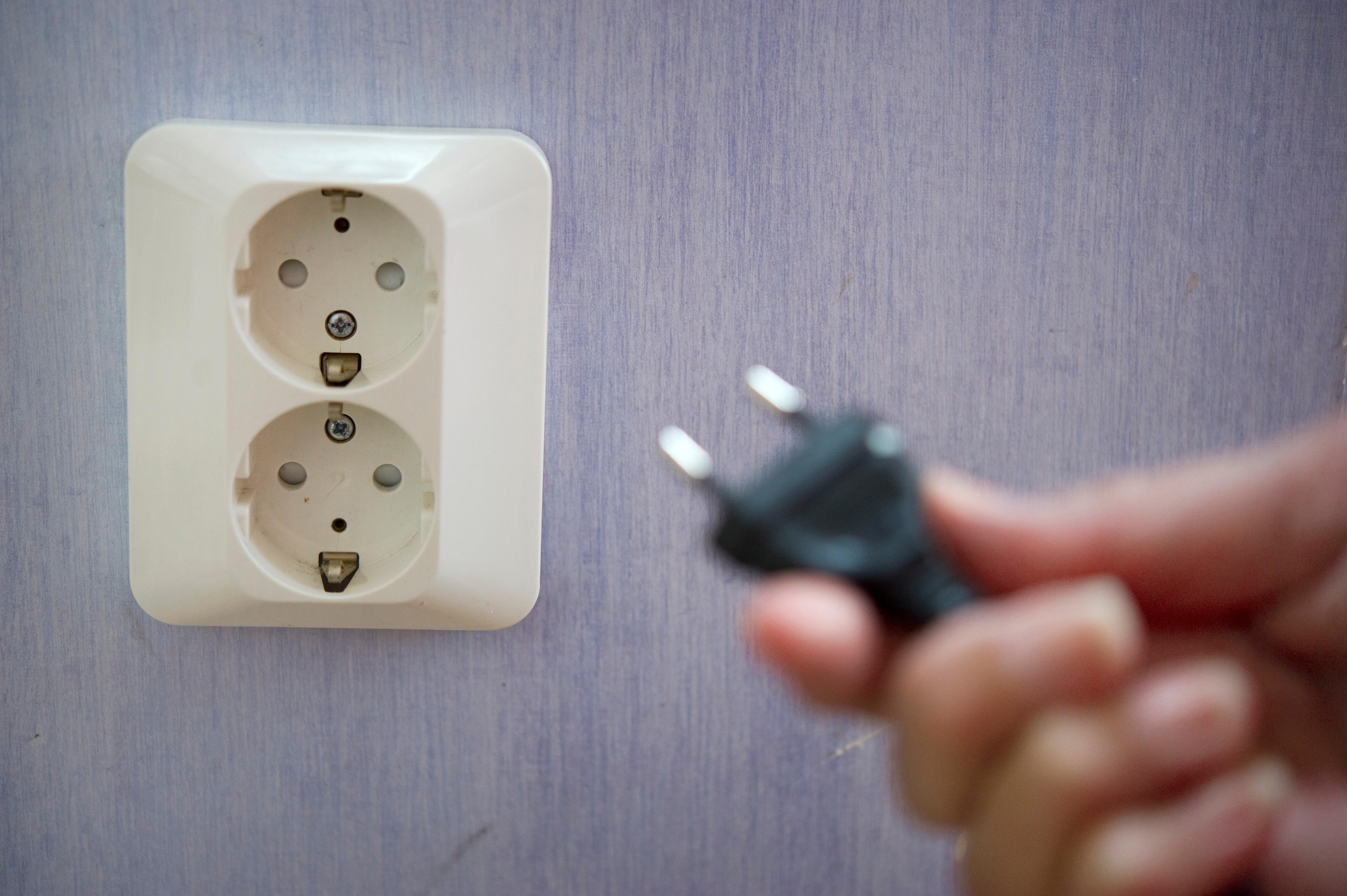 725 hushåll utan ström i Orsa