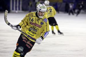 Jonas Nygren – bästa mot Sandviken.