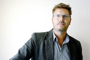 Anders Frimert, på andra plats i inkomstligan bland kommunpolitikerna i Ragunda.